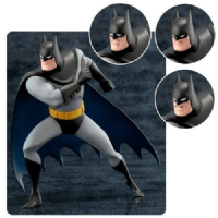 Batman The Animated Series - Batman - ArtFX+ Statue